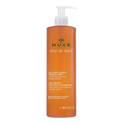 Nuxe Reve de Miel Ultra Rich Cleansing Gel - Face and Body