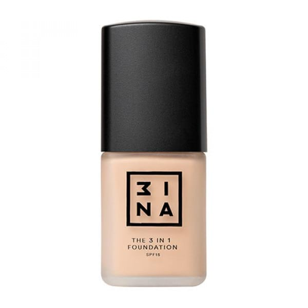3INA The 3-in-1 Foundation - 205 Dark Nude