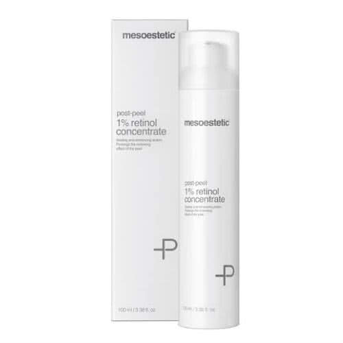 mesoestetic post-peel 1% retinol concentrate by Mesoestetic