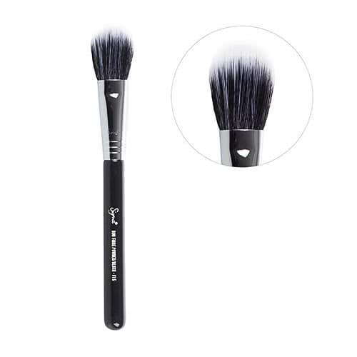 Sigma F15 - Duo Fibre Powder/Blush Brush by Sigma Beauty