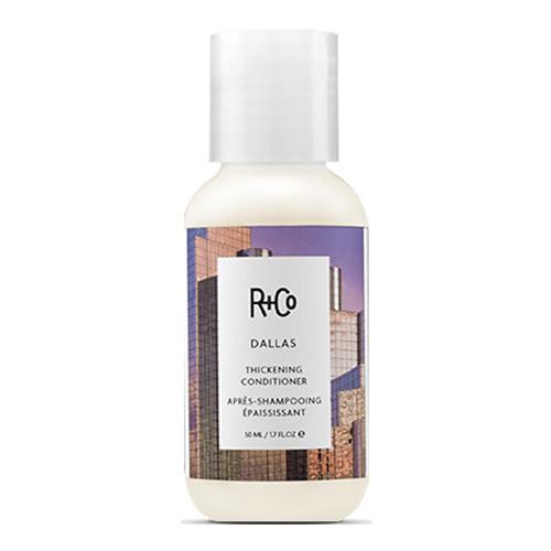 R+Co Dallas Thickening Conditioner Travel Size