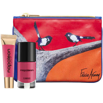 Napoleon Perdis Limited Edition Love Birds Collection - Flamingo
