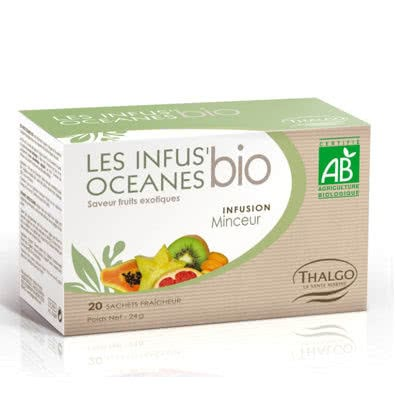 Thalgo Organic Infusion Tea - Refining