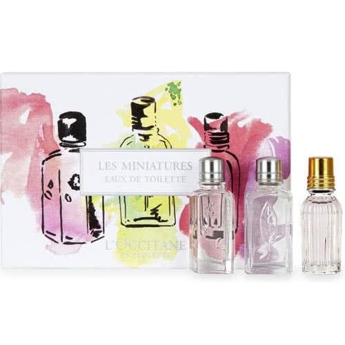 L'Occitane Les Miniatures Fragrance Collector Set by L'Occitane