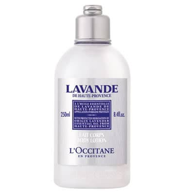 L'Occitane Lavande Organic Lavender Body Lotion 250ml by L'Occitane