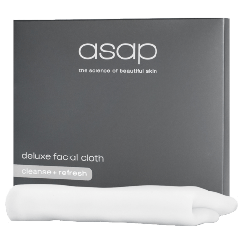 asap deluxe facial cloth by asap