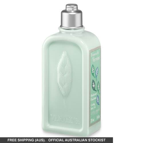 L'Occitane Frisson Verbena Cooling Body Gel by loccitane