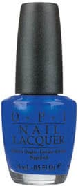 OPI Nail Lacquer - Brights Collection, Blue My Mind (Shimmer) by OPI