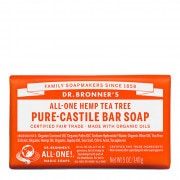 Dr. Bronner Castile Bar Soap - Tea Tree by Dr Bronner-s