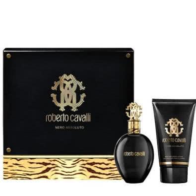 Roberto Cavalli Nero Assoluto Eau de Parfum Gift Set 50ml