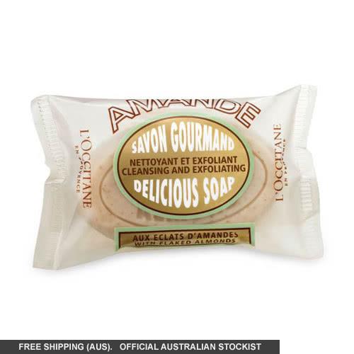 L'Occitane Delicious Almond Soap by loccitane