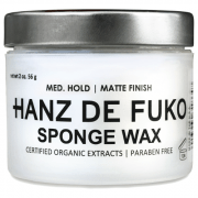 Hanz De Fuko Sponge Wax (Medium Hold)
