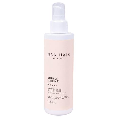 NAK Hair Curls Crème 150ml by NAK Hair