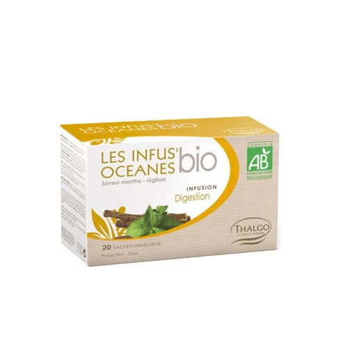 Thalgo Organic Infusion Tea - Digestion