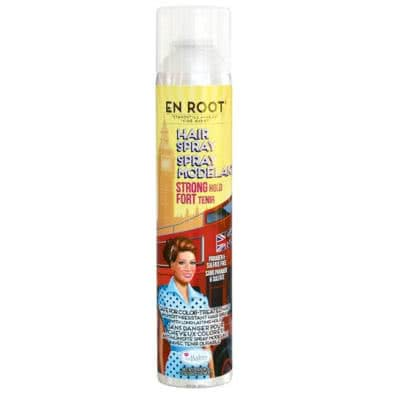 theBalm En Root Strong Hold Hair Spray