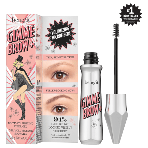 Benefit Gimme Brow + Fibre Gel by Benefit Cosmetics