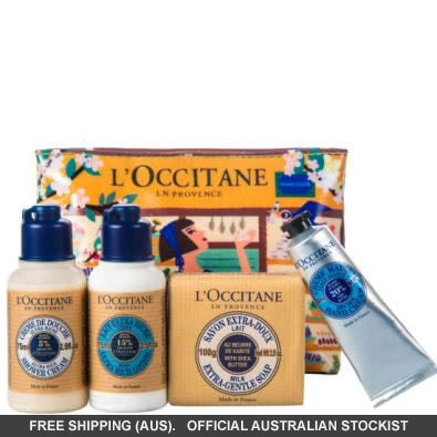 L'Occitane Shea Butter Discovery Kit