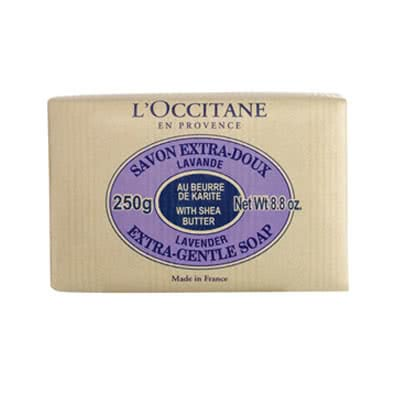 L'Occitane Extra Gentle Lavender Soap with Shea  by L'Occitane