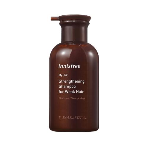 Innisfree My Hair Strengthening Shampoo for Weak Hair330ml by innisfree