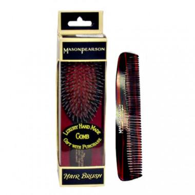 Mason Pearson Pocket Bristle/Nylon w/ Comb BN4
