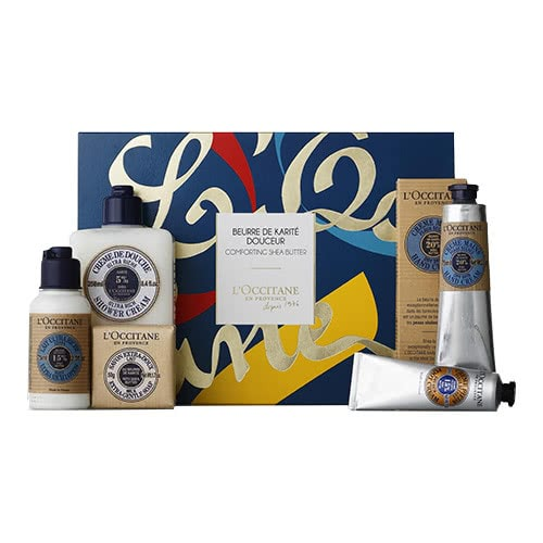 L'Occitane Comforting Shea Butter Collection by L'Occitane