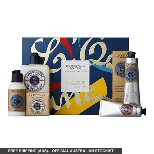 L'Occitane Comforting Shea Butter Collection by loccitane
