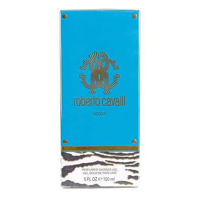 Roberto Cavalli Acqua Perfumed Shower Gel Gift With Purchase - conditions apply