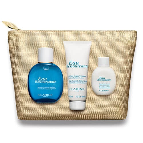 Clarins Pure Pleasures Gift Set by Clarins
