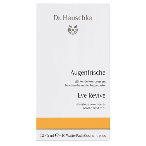 Dr Hauschka Eye Revive - 10 ampoules (renamed from Eye Solace) by Dr. Hauschka
