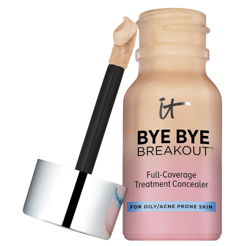 IT Cosmetics Bye Bye Breakout Full Coverage Concealer 10.5ml by IT Cosmetics