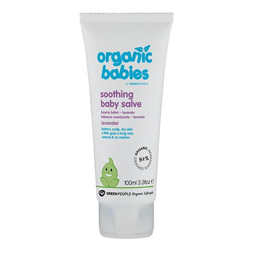 Organic Babies Soothing Baby Salve - Lavender by Green People