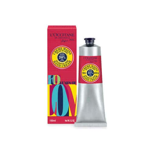 L'Occitane Shea 40 Years Rose Hand Cream 150ml by L'Occitane