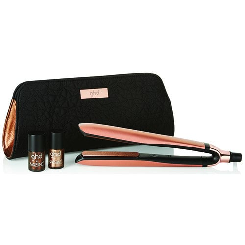 ghd copper luxe platinum gift set by ghd