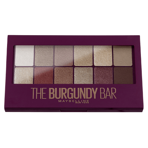 Maybelline The Burgundy Bar  by Maybelline