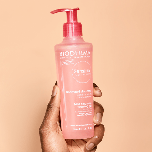 Bioderma Sensibio Foaming Gel Free Post