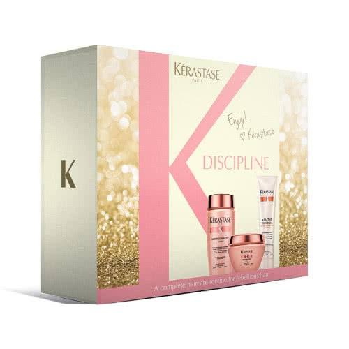 Kérastase Discipline Coffret Gift Set 2015 by Kerastase