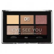 Designer Brands Eye See You Mineral Eye Shadow - Coco Loco