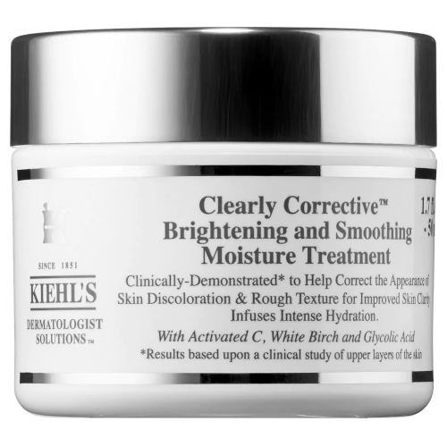 Kiehl's Clearly Corrective Brightening & Smoothing Moisture Treatment 50ml by Kiehl's Since 1851
