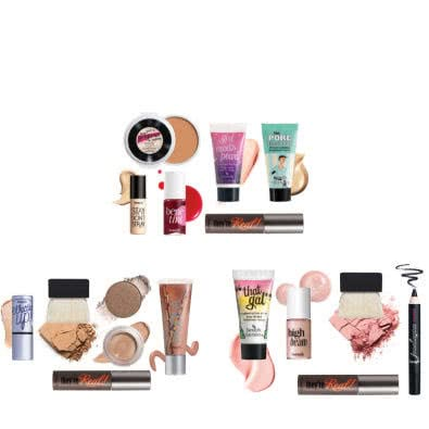 Benefit All Time Greatest 'Fake It' Kits by Benefit Cosmetics
