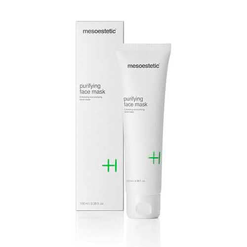 mesoestetic purifying face mask by Mesoestetic