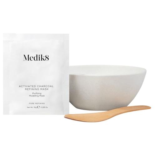 Medik8 Activated Charcoal Refining Mask Kit by Medik8