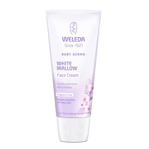 Weleda Baby White Mallow Face Cream