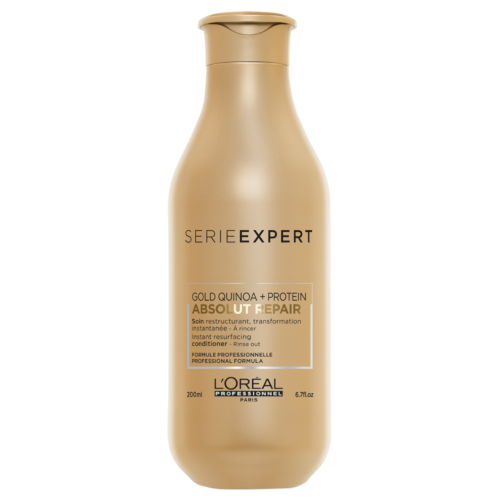 L'Oreal Serie Expert Absolut Repair Gold Quinoa & Protein Conditioner 200ml