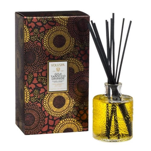Voluspa Goji Tarocco Orange Diffuser by Voluspa