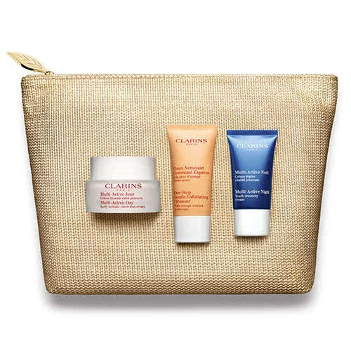 Clarins Skin Smoothers Collection: Multi-Active by Clarins