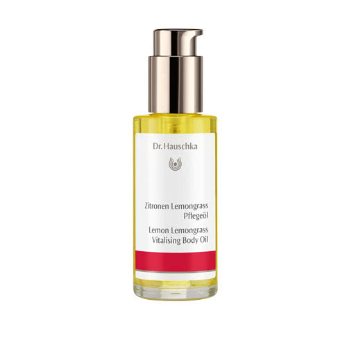 Dr Hauschka Lemon Lemongrass Body Oil 75ml by Dr. Hauschka