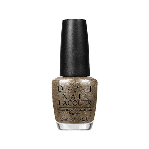 OPI Mariah Carey Collection 2013 All Sparkly And Gold by OPI color All Sparkly And Gold