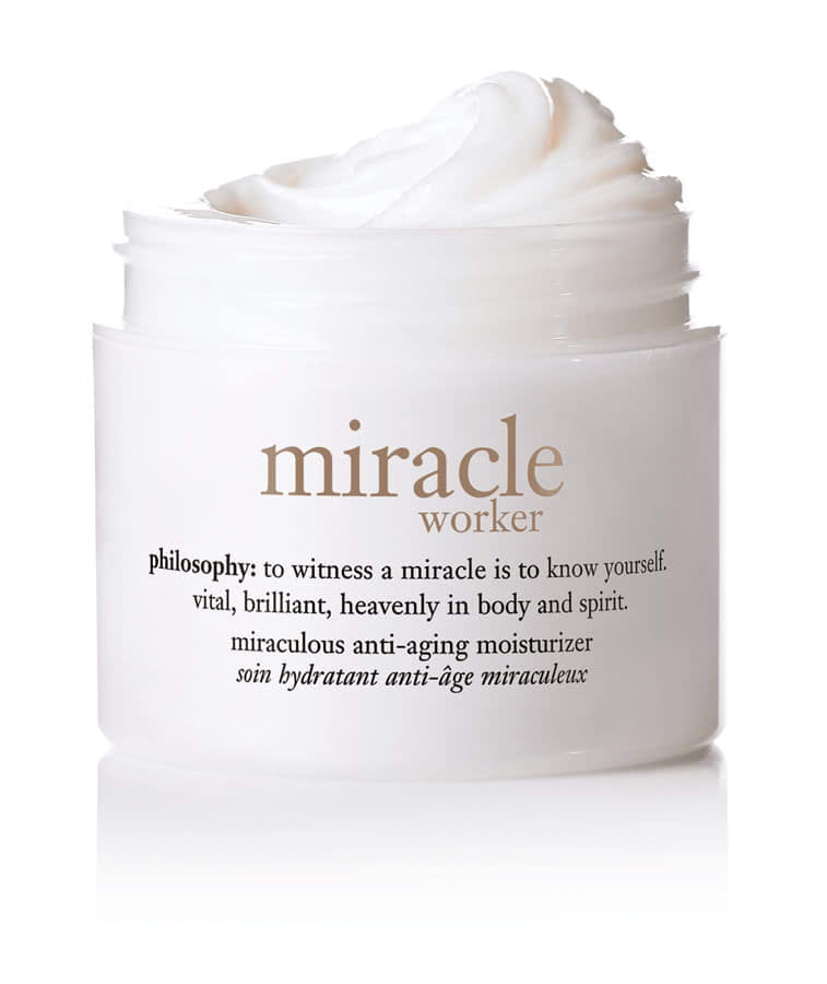 philosophy miracle worker miraculous anti-aging moisturiser by philosophy