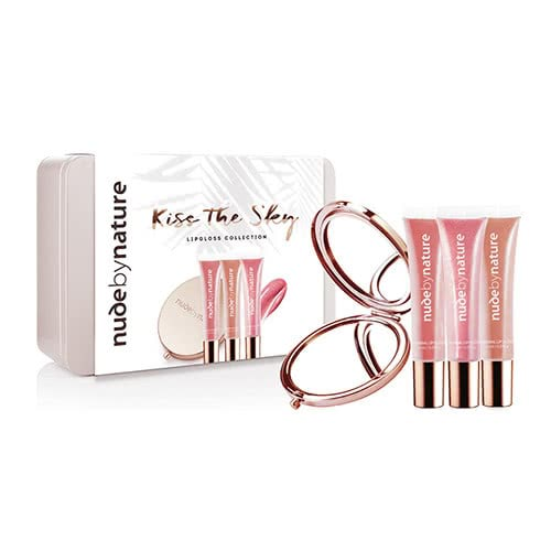 Nude by Nature Kiss the Sky Lipgloss Kit by Nude By Nature