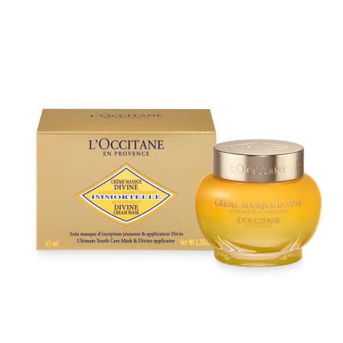 L'Occitane Immortelle Divine Cream Mask  by L'Occitane